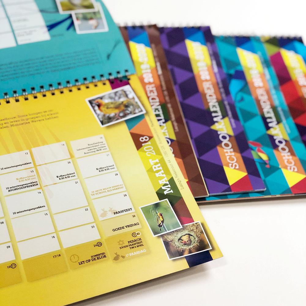 Kalender Nelson Mandela School