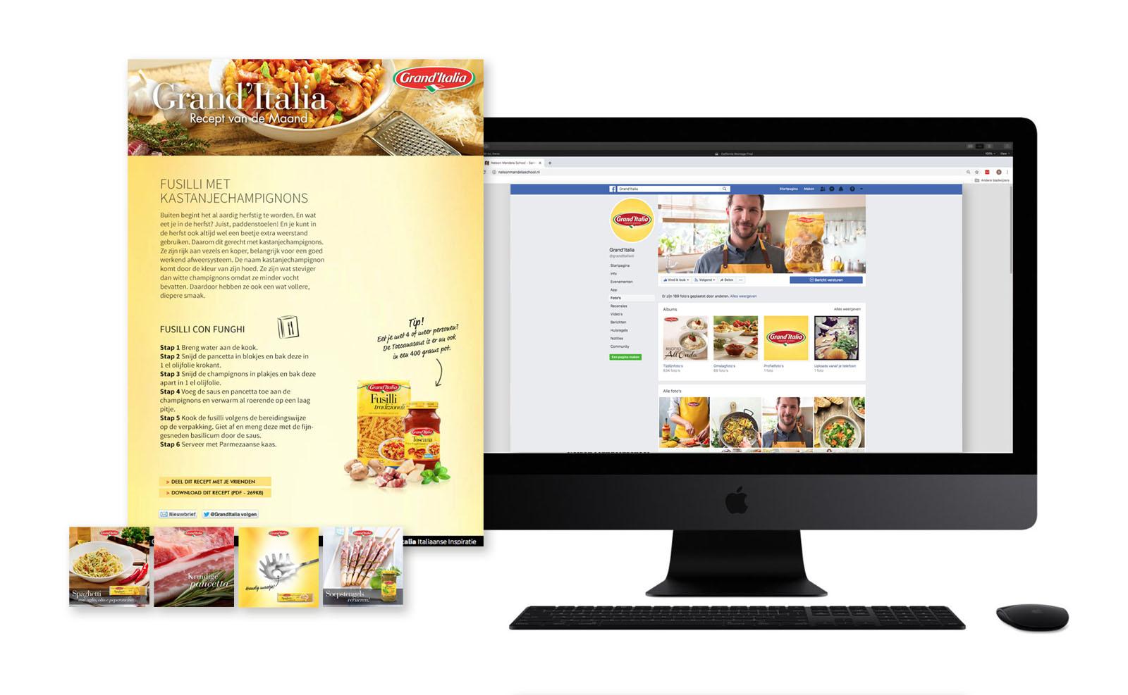 Website Grand'Italia